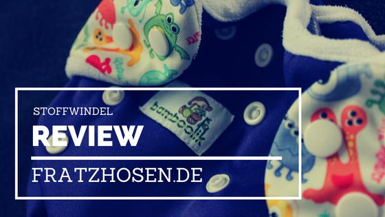 Stoffwindeln von Fratzhosen | Review | Werbung
