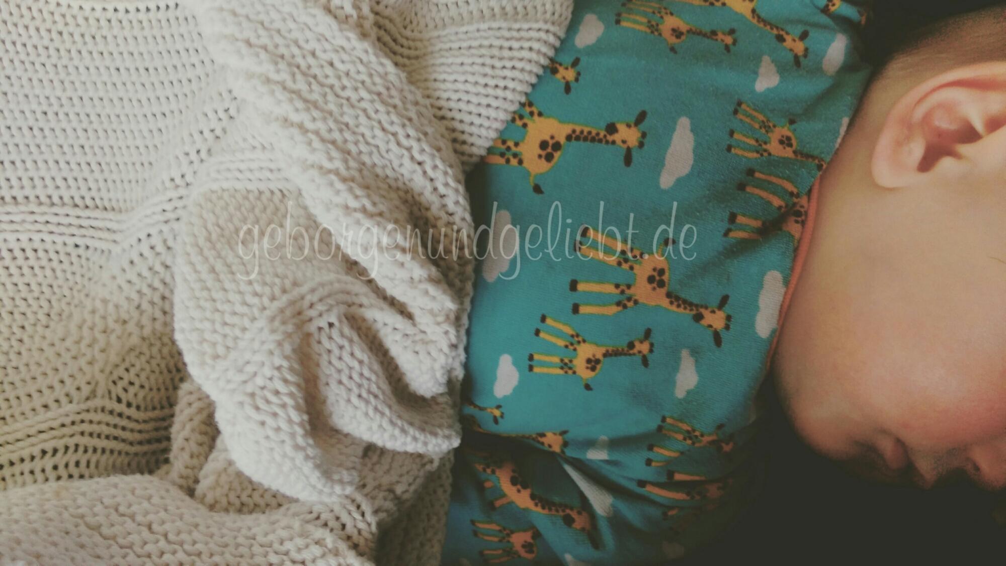 Ein Kind muss nicht durchschlafen!